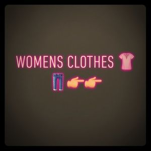 Other - Women's clothes!!